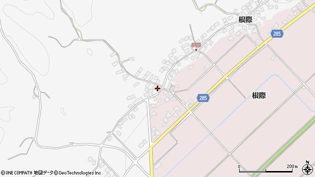 山形県西村山郡河北町西里1705周辺の地図