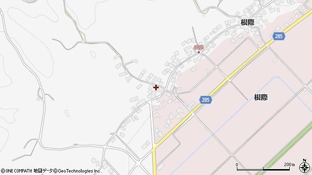 山形県西村山郡河北町西里5118周辺の地図