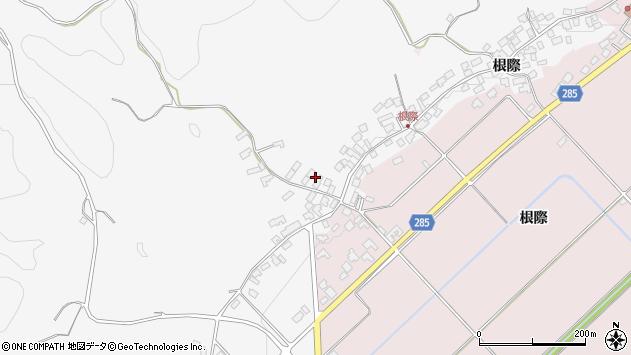 山形県西村山郡河北町西里2713周辺の地図