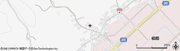 山形県西村山郡河北町西里5095周辺の地図