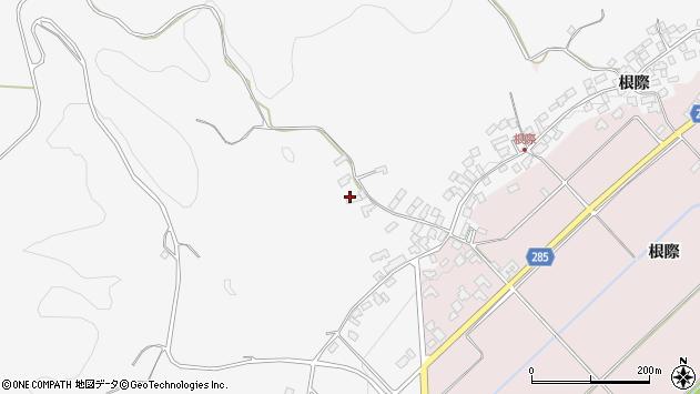 山形県西村山郡河北町西里2724周辺の地図