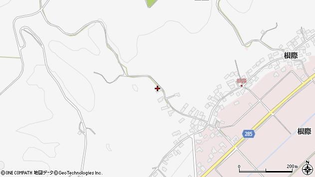 山形県西村山郡河北町西里5179周辺の地図
