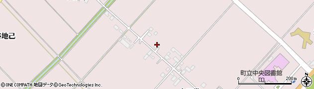山形県西村山郡河北町谷地十二堂389周辺の地図