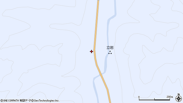山形県寒河江市幸生97周辺の地図