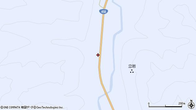 山形県寒河江市幸生109周辺の地図
