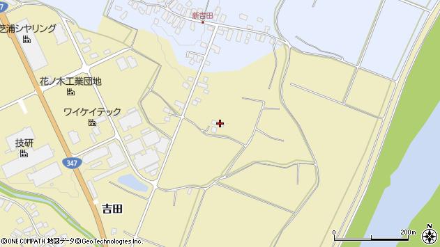 山形県西村山郡河北町吉田1335周辺の地図