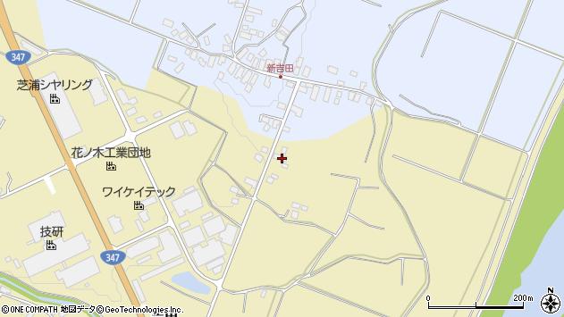 山形県西村山郡河北町吉田1296周辺の地図