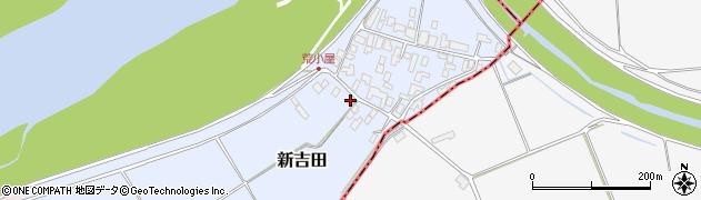 山形県西村山郡河北町新吉田612周辺の地図