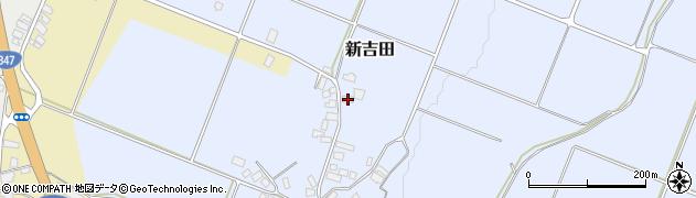 山形県西村山郡河北町新吉田1450周辺の地図