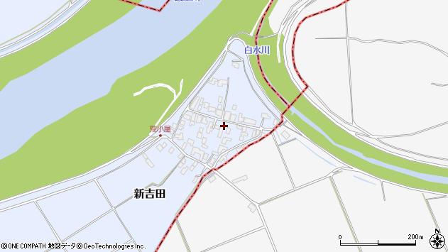 山形県西村山郡河北町新吉田620周辺の地図