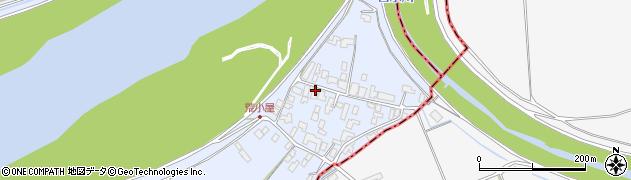 山形県西村山郡河北町新吉田614周辺の地図