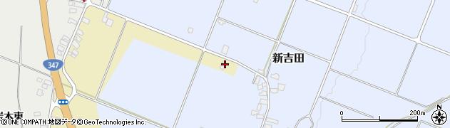 山形県西村山郡河北町吉田1164周辺の地図