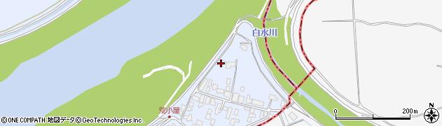 山形県西村山郡河北町新吉田982周辺の地図