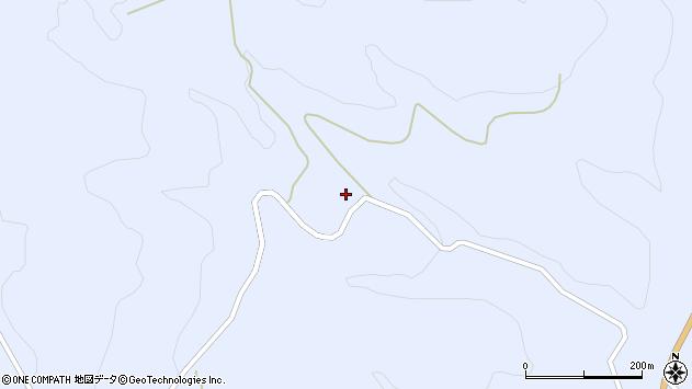 山形県寒河江市幸生ヨテカ原周辺の地図