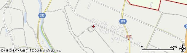 山形県西村山郡河北町岩木1095周辺の地図