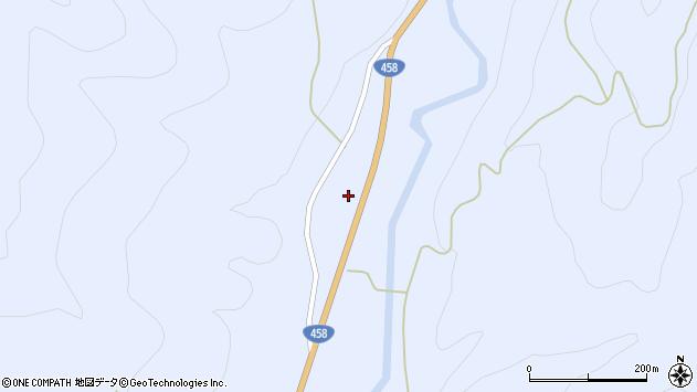 山形県寒河江市幸生758周辺の地図