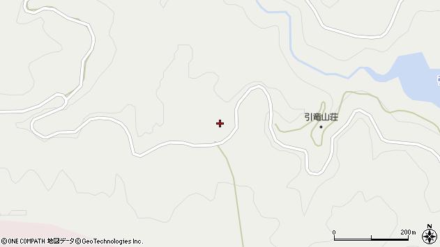 山形県西村山郡河北町岩木中平周辺の地図