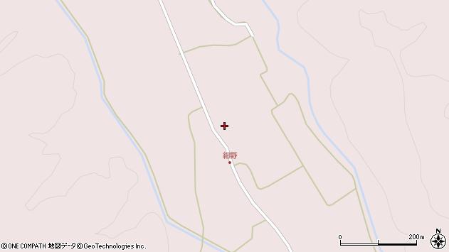 山形県尾花沢市細野549周辺の地図
