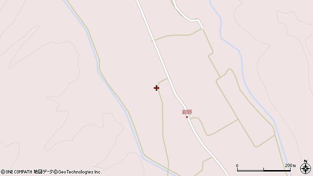 山形県尾花沢市細野554周辺の地図