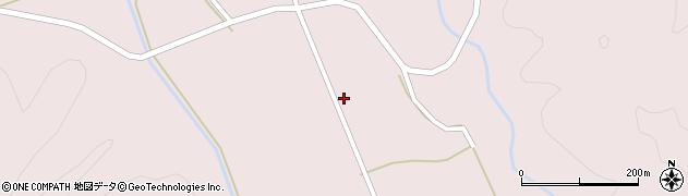 山形県尾花沢市細野627周辺の地図