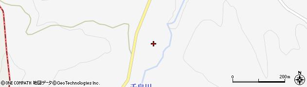山形県尾花沢市畑沢中畑周辺の地図