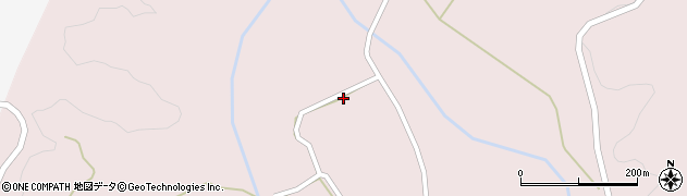 山形県尾花沢市細野687周辺の地図