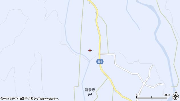 山形県尾花沢市鶴子459周辺の地図