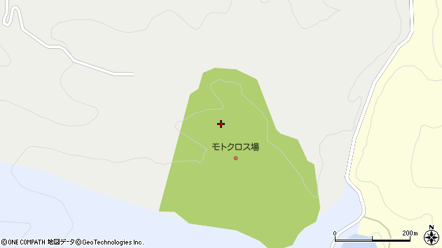 山形県尾花沢市上柳渡戸1472周辺の地図