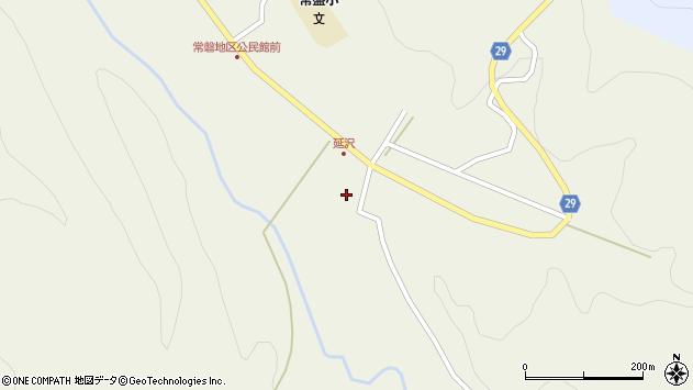 山形県尾花沢市延沢706周辺の地図