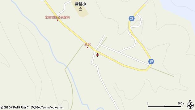 山形県尾花沢市延沢767周辺の地図