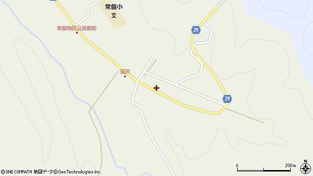 山形県尾花沢市延沢773周辺の地図