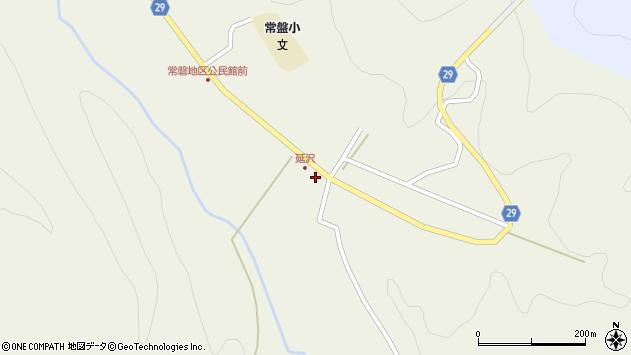 山形県尾花沢市延沢765周辺の地図