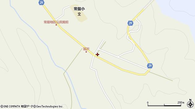 山形県尾花沢市延沢769周辺の地図