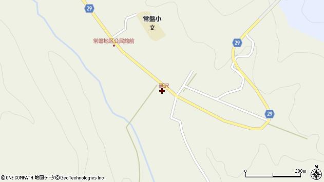 山形県尾花沢市延沢764周辺の地図