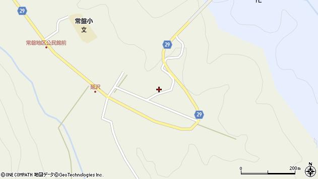 山形県尾花沢市延沢745周辺の地図