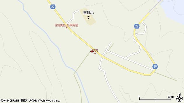山形県尾花沢市延沢762周辺の地図