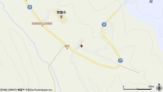 山形県尾花沢市延沢786周辺の地図
