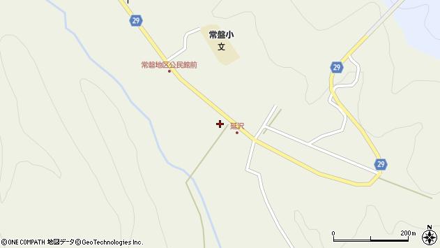 山形県尾花沢市延沢759周辺の地図