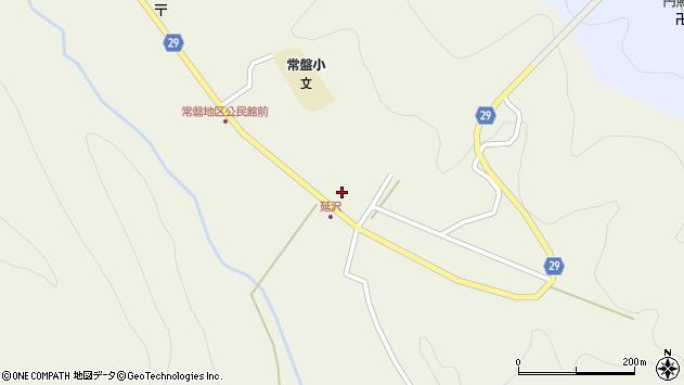 山形県尾花沢市延沢795周辺の地図