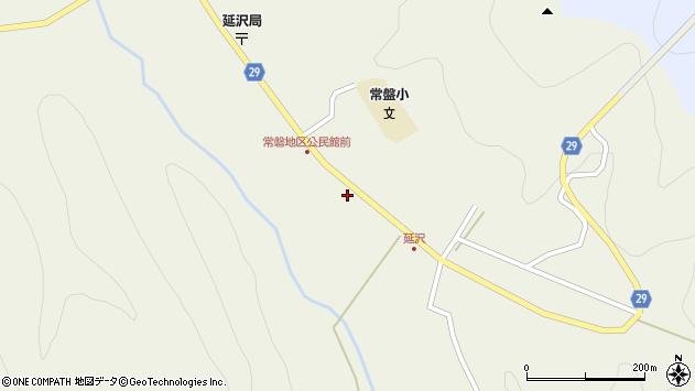 山形県尾花沢市延沢754周辺の地図