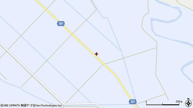 山形県尾花沢市鶴子141周辺の地図