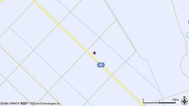 山形県尾花沢市六沢313周辺の地図