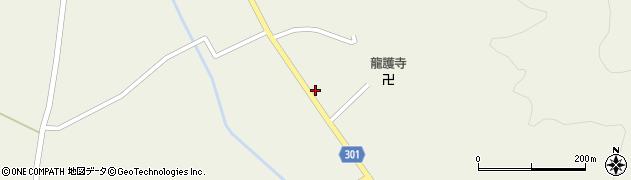 山形県尾花沢市延沢929周辺の地図