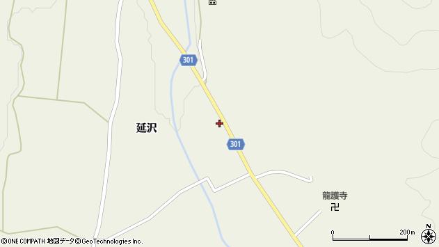山形県尾花沢市延沢1063周辺の地図