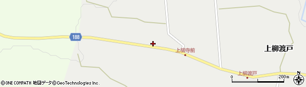 山形県尾花沢市上柳渡戸211周辺の地図