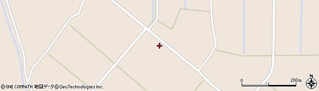 山形県尾花沢市原田53周辺の地図
