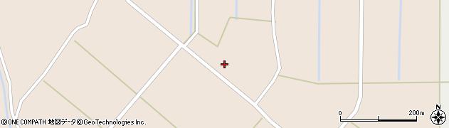 山形県尾花沢市原田47周辺の地図