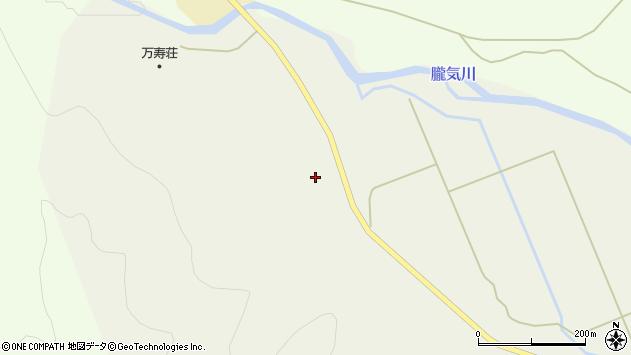 山形県尾花沢市延沢3174周辺の地図