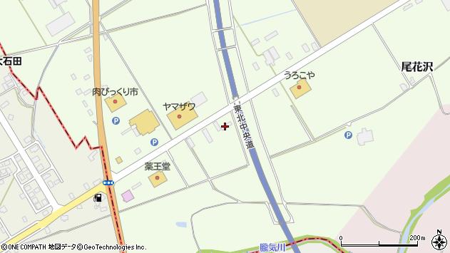 山形県尾花沢市尾花沢1403周辺の地図