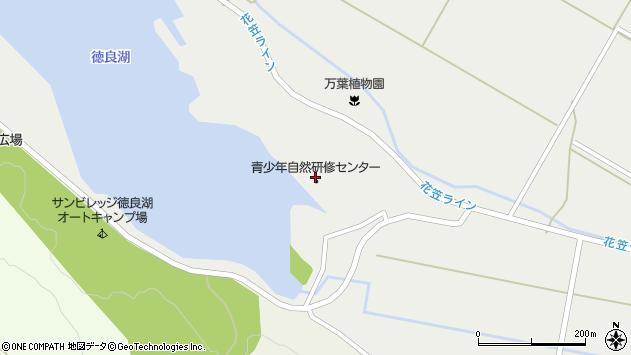 山形県尾花沢市延沢3636周辺の地図